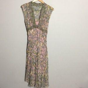 Diane von Furstenberg • Silk Dress